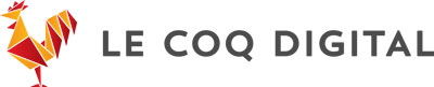 Logo Le Coq Digital